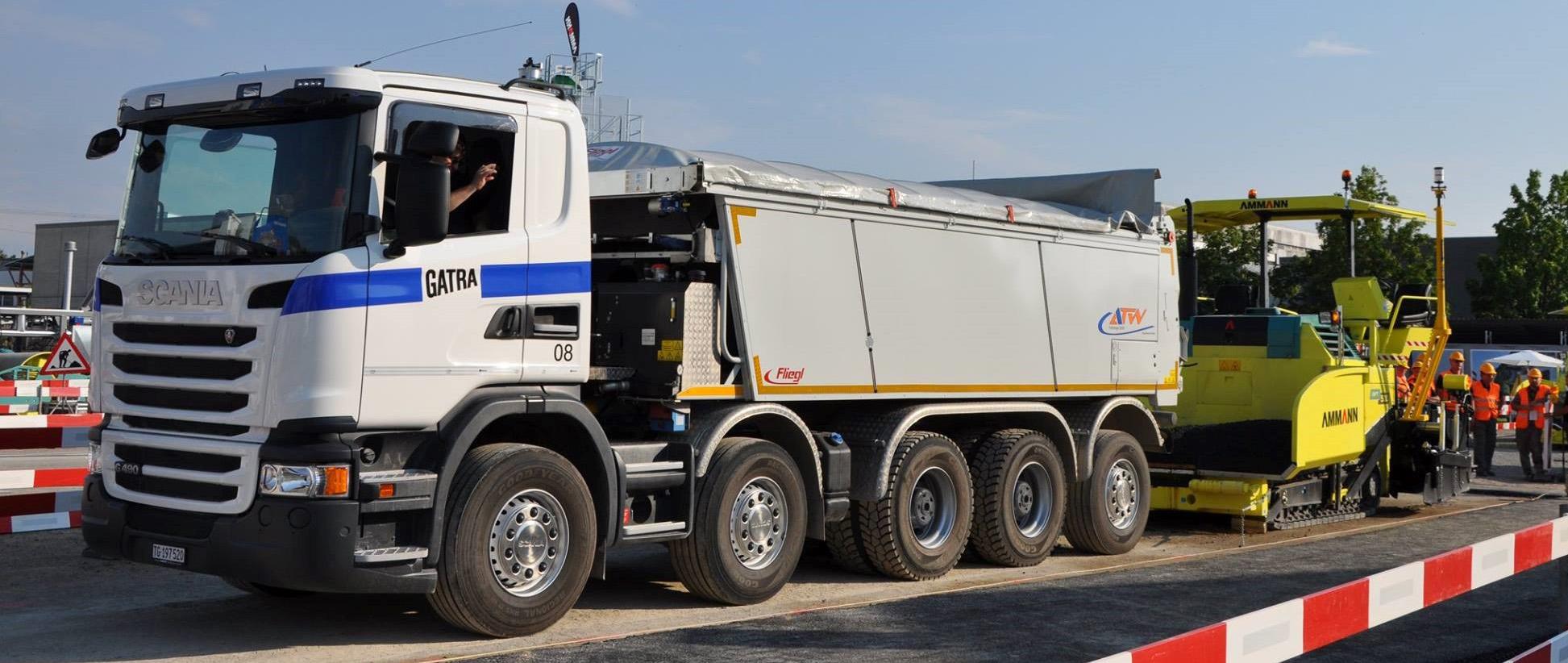 ASW Stone LKW 5729 Scania